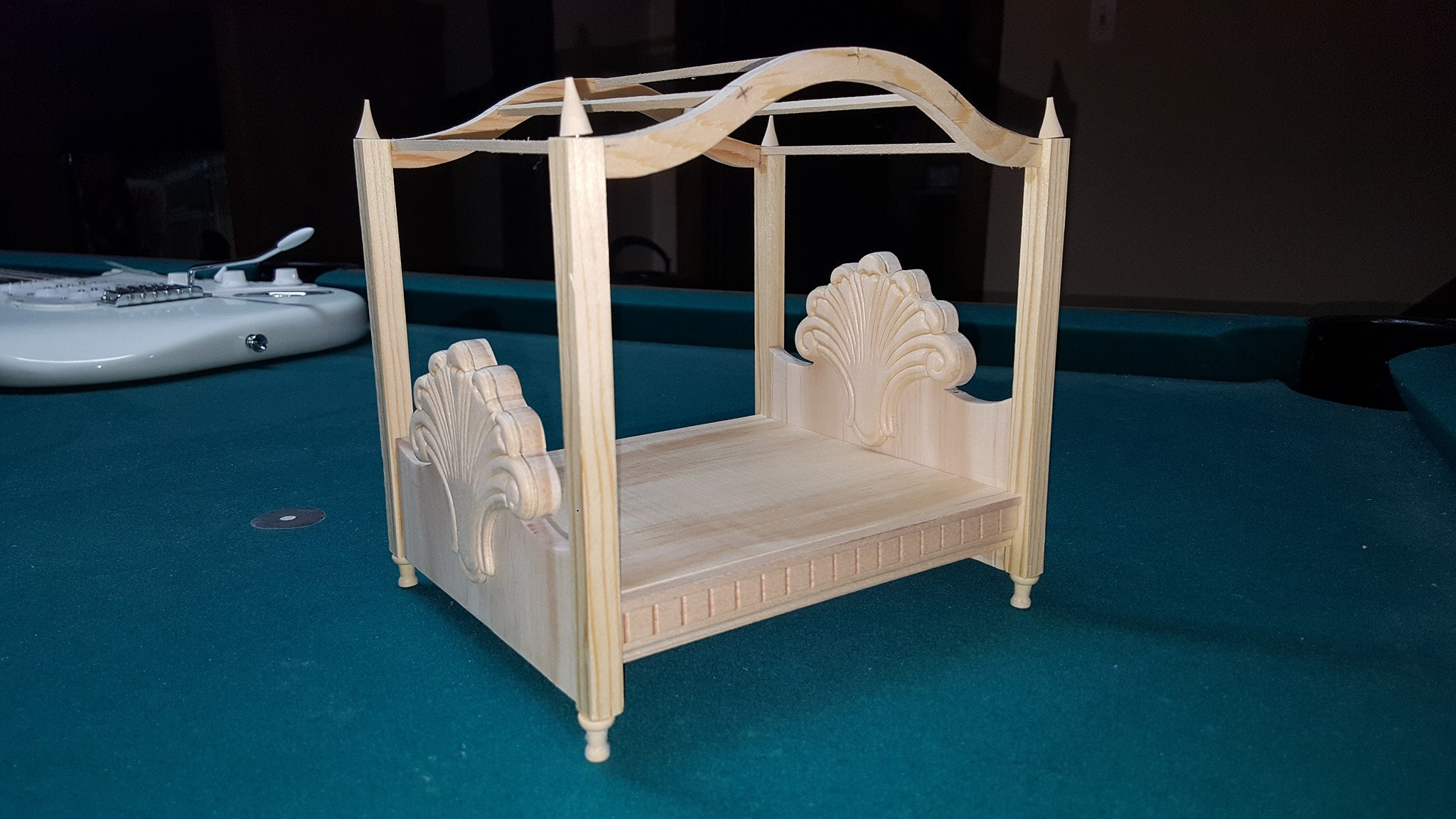 Bedroom Furniture Dollhouse Miniature Madness And Tutorials