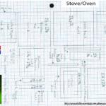 Stove Oven 82916