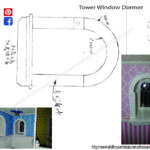 Tower Window Dormer