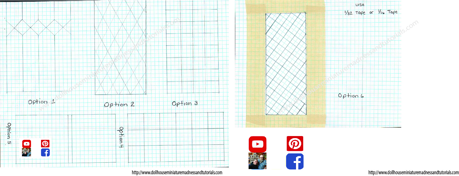 Templates-Other Misc - Dollhouse Miniature Madness and Tutorials