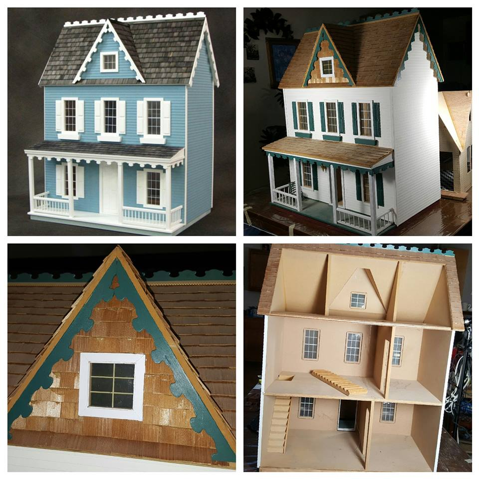 Dollhouse Miniature Madness